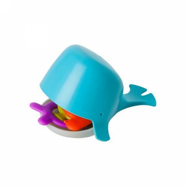 Boon - CHOMP Spielzeugsammel- Wal
