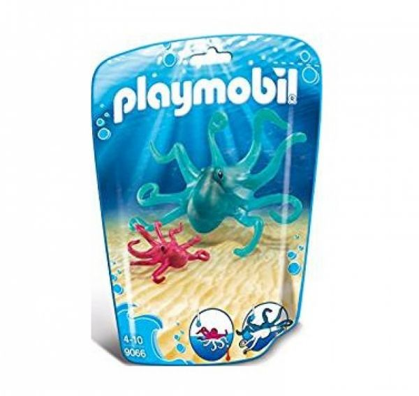 PLAYMOBIL® 9066 - Krake mit Baby