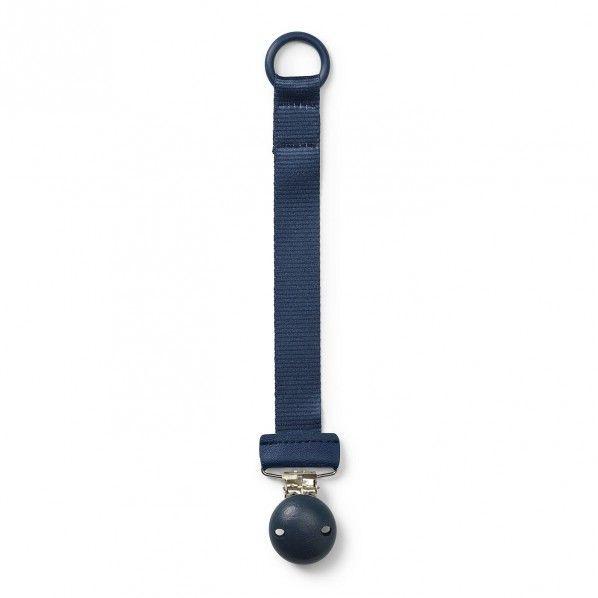Elodie - Schnuller- Band Wood Collection Juniper Blue