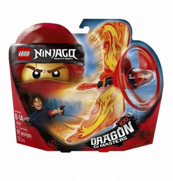 LEGO® Ninjago 70647 - Drachenmeister Kai