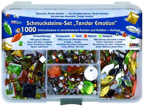 KREUL - Schmucksteine Set Tender Emotion