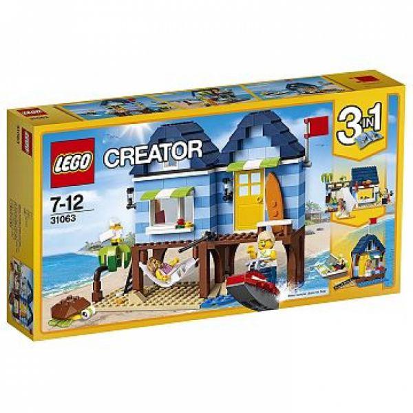 LEGO® Creator 31063 - Strandurlaub