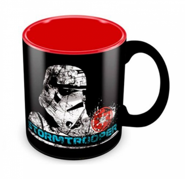 Star Wars - Keramiktasse Stormtrooper 300ml