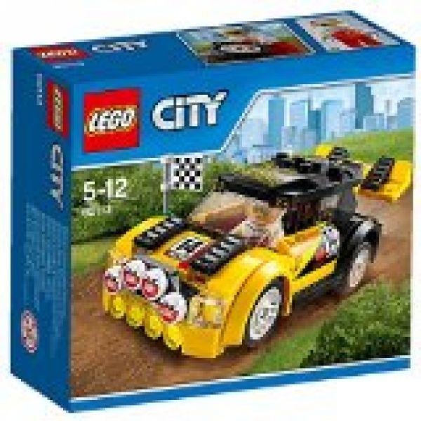 LEGO® City 60113 - Rallyeauto