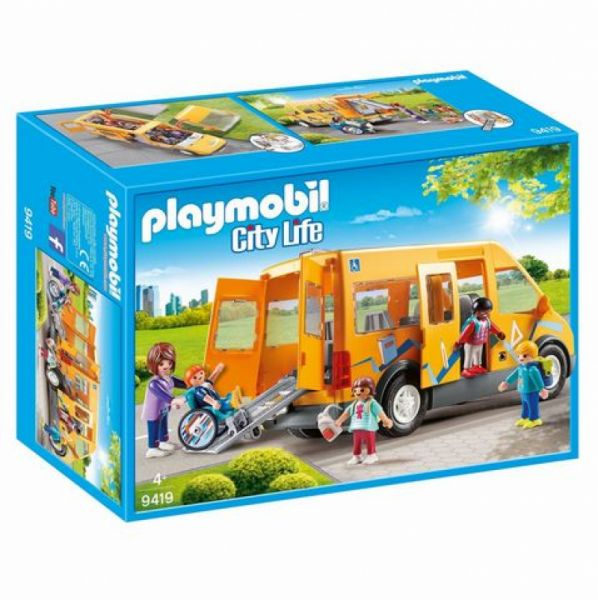 PLAYMOBIL® 9419 - Schulbus