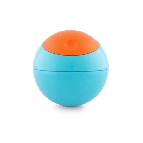 Boon - Snackball blau/orange