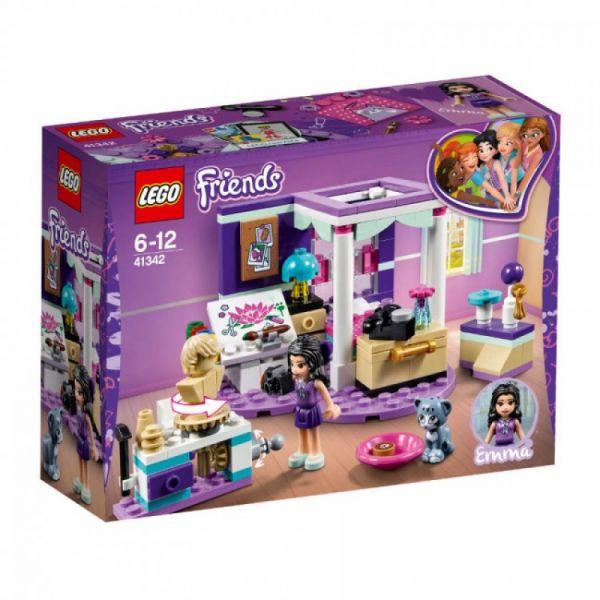 LEGO® Friends 41342 - Emmas Zimmer