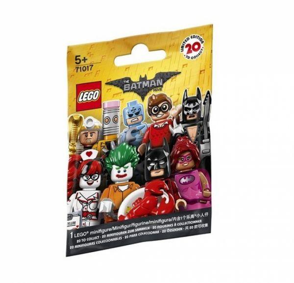 LEGO® Minifigures 71017 - THE LEGO® BATMAN MOVIE