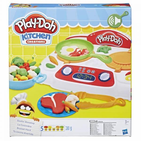 Play-Doh - Brutzel-Herd