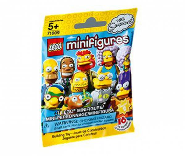 LEGO® Minifigures 71009 - The Simpsons™ Serie 2
