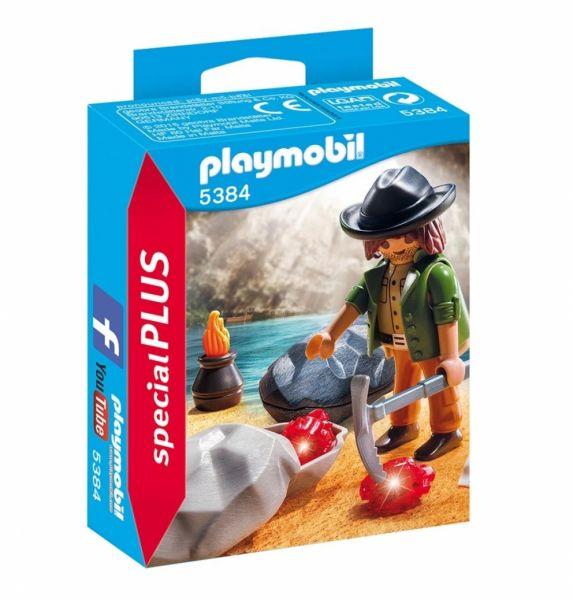 PLAYMOBIL® 5384 - Kristall-Sucher