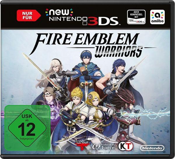 Nintendo 3DS Fire Emblem Warriors (D)