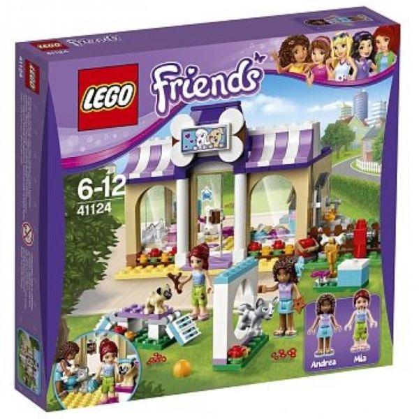 LEGO® Friends 41124 - Heartlake Welpen-Betreuung