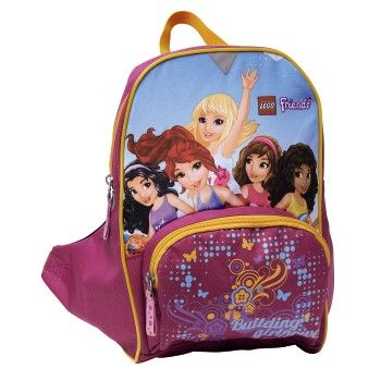 "LEGO® Friends - Small Kindergartenrucksack ""Friends All Girls"""