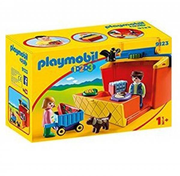 PLAYMOBIL® 9123 - Mein Marktstand zum Mitnehmen
