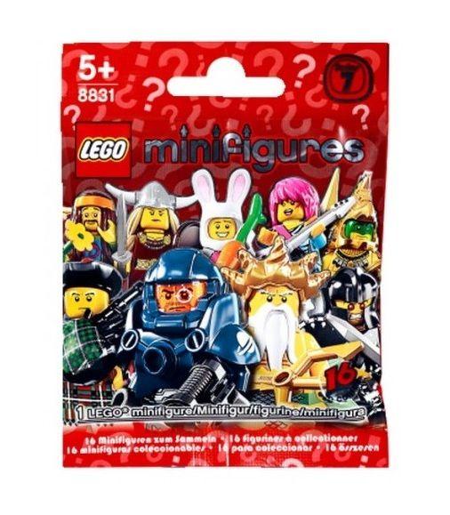 LEGO® Minifiguren Serie 7 - Nr. 12 Computerprogrammierer