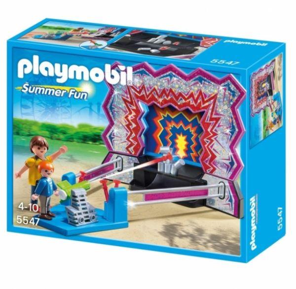 PLAYMOBIL® 5547 - Dosen-Schießbude