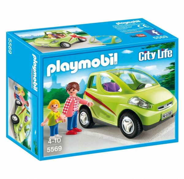 PLAYMOBIL® 5569 - City-PKW