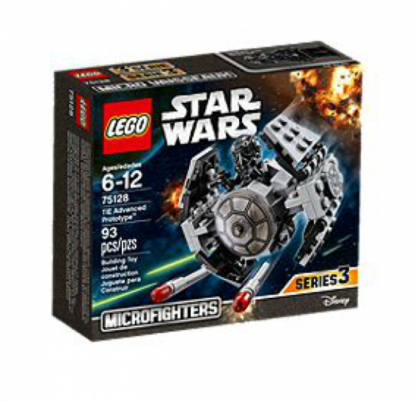 LEGO® Star Wars 75128 - TIE Advanced Prototype™