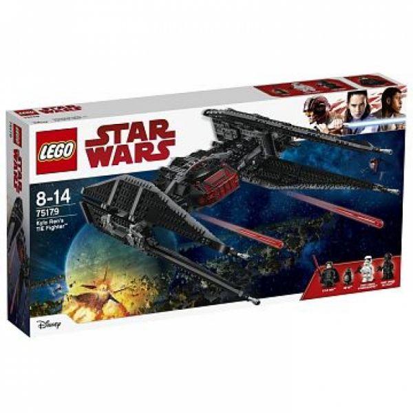 LEGO® Star Wars 75179 - Kylo Ren's TIE Fighter