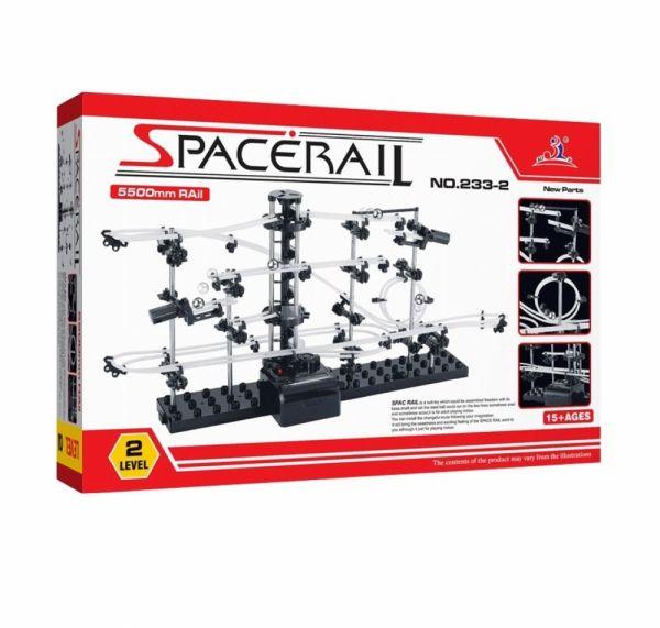 "SpaceRail 233-2 - Kugelbahn ""Extrem"" Level 2"