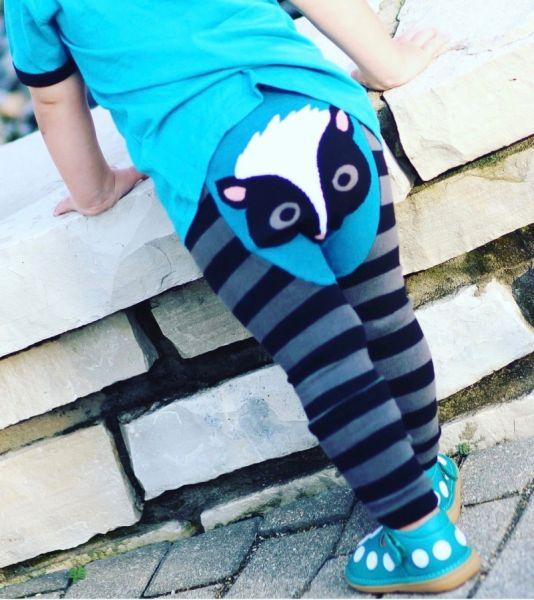 Doodle Pants - Stinktier Leggings