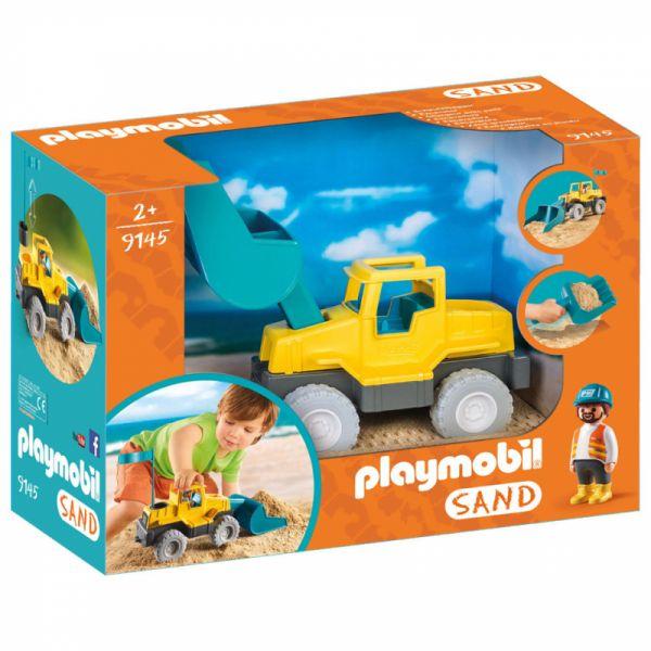 PLAYMOBIL® 9145 - Schaufelbagger