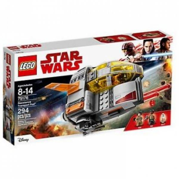 LEGO® Star Wars 75176 - Resistance Transport Pod