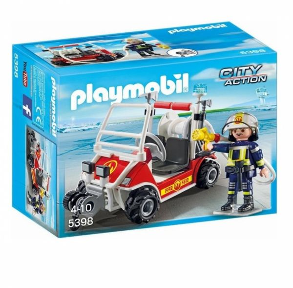 PLAYMOBIL® 5398 - Feuerwehrkart