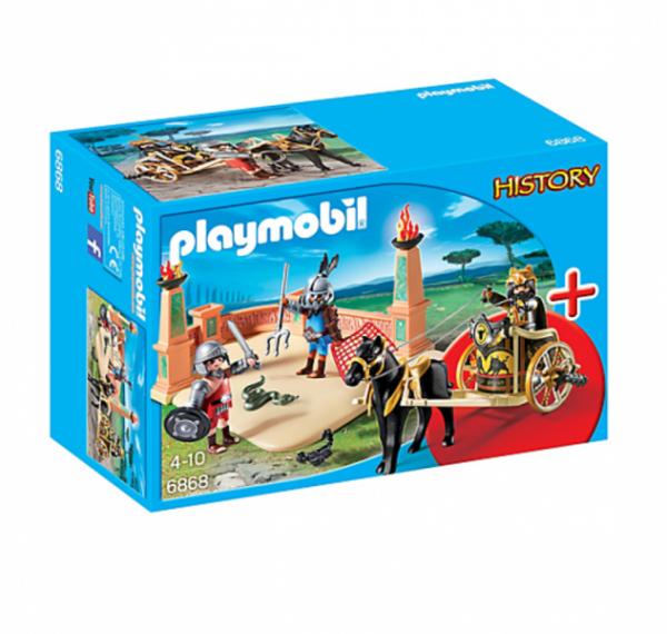 PLAYMOBIL® 6868 - Gladiatorenkampf