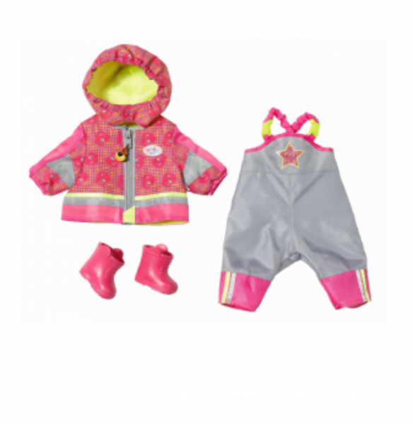 Zapf Creation - BABY BORN Deluxe Set Outdoor