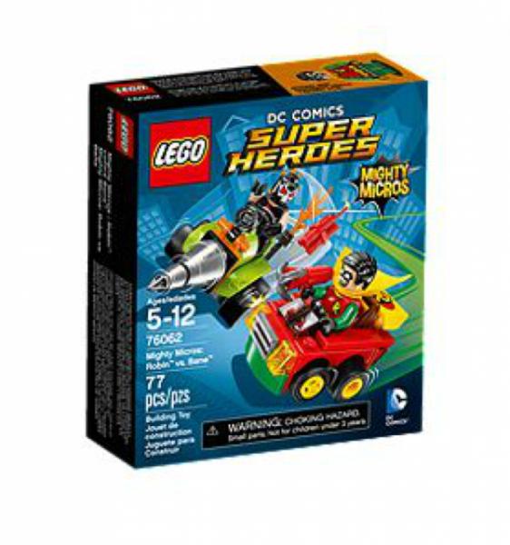 LEGO® Super Heroes 76062 - Mighty Micros: Robin™ vs. Bane™