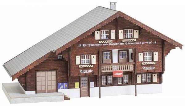 FALLER 110129 - Bahnhof Litzirüti, Spur H0