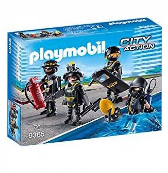 PLAYMOBIL® 9365 - SEK-Team