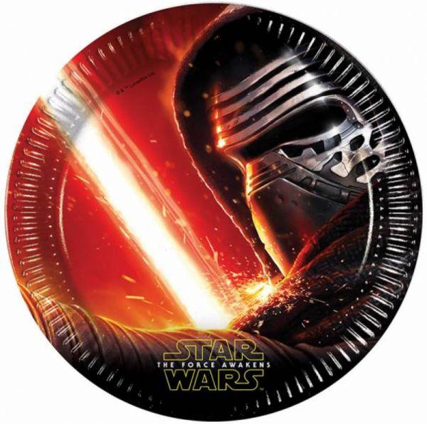 Stars Wars Partyteller Force Awakens