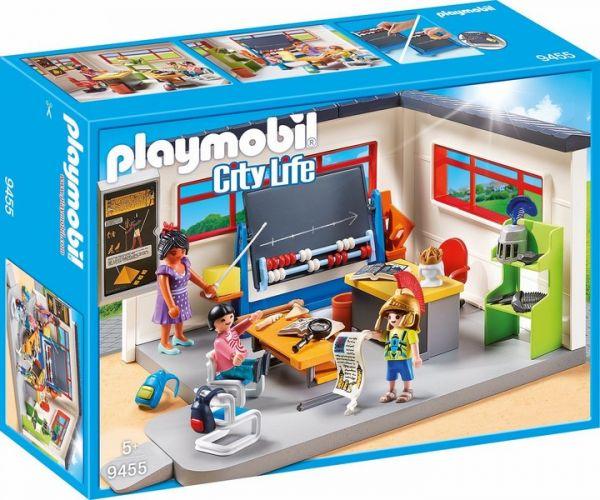 PLAYMOBIL® 9455 - Klassenzimmer Geschichtsunterricht