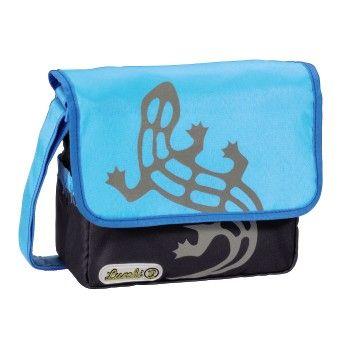 "Lurchi - Kindergartentasche ""Amphibian"", Blau"