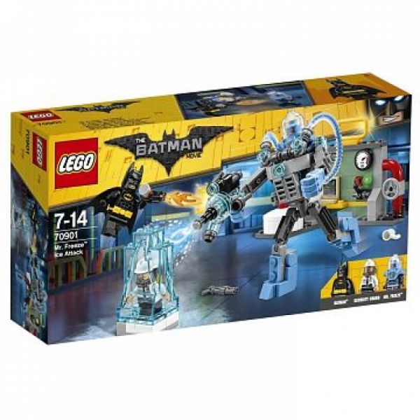 LEGO® The Batman Movie 70901 - Mr. Freeze Eisattacke