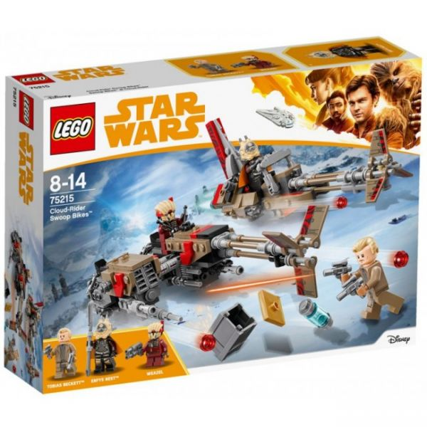 LEGO® Star Wars 75215 - Cloud-Rider Swoop-Bikes