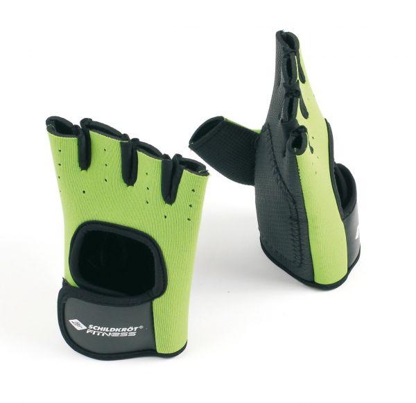 Schildkröt - Fitness-Handschuhe M, grün