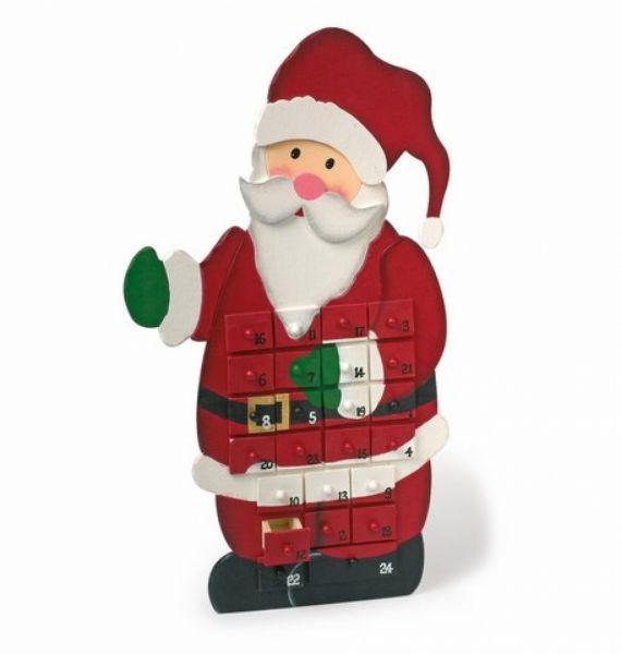 """Small Foot - Adventskalender """"Weihnachtsmann"""""""