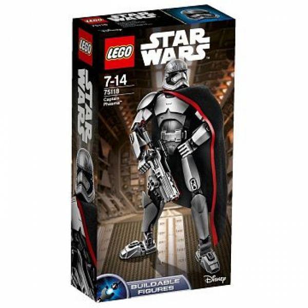 LEGO® Star Wars 75118 - Captain Phasma™