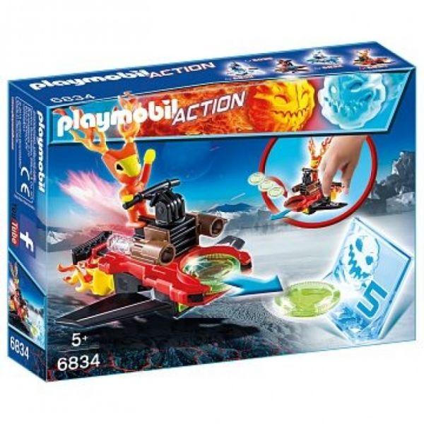 PLAYMOBIL® 6834 - Sparky mit Disc-Shooter