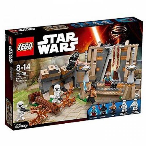 LEGO® Star Wars 75139 - Battle on Takodana™
