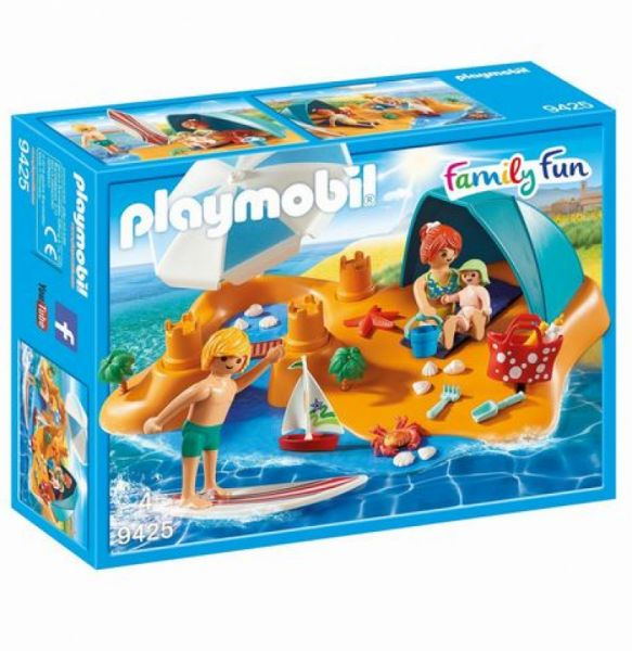 PLAYMOBIL® 9425 - Familie am Strand