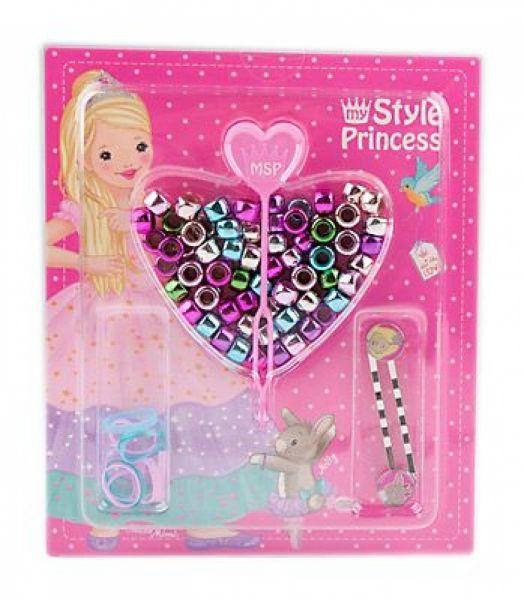 DEPESCHE - My Style Princess, Perlenset fürs Haar