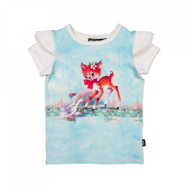 Rock your Baby - T-Shirt Doe a Deer