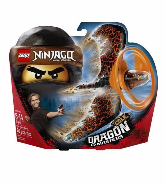 LEGO® Ninjago 70645 - Drachenmeister Cole