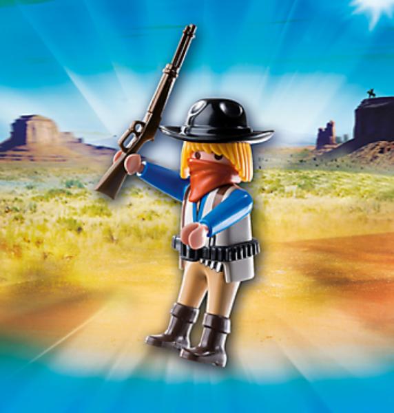 PLAYMOBIL® 6820 - Maskierter Bandit
