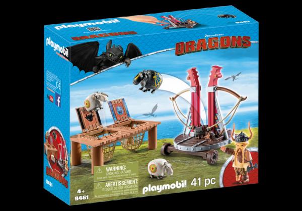 PLAYMOBIL® 9461 - Grobian mit Schafschleuder